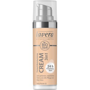 Lavera - Face - Tinted Moisturising Cream 3 in 1