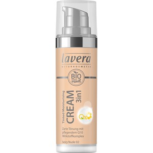 Lavera - Face - Tinted Moisturising Cream 3 in 1 Q10
