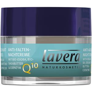 Lavera - Cuidado facial - Anti-Falten Nachtcreme