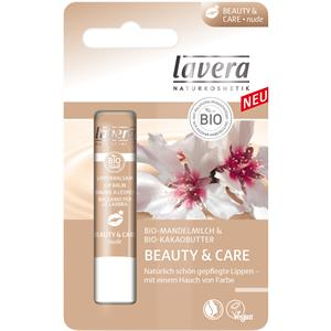 Lavera - Gesichtspflege - Beauty & Care Nude Lippenbalsam