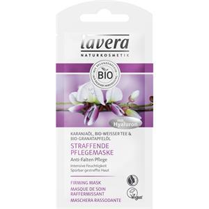 Lavera - Masken - Straffende Pflegemaske - Karanjaöl, Bio-Weisser Tee & Bio-Grantapfelöl