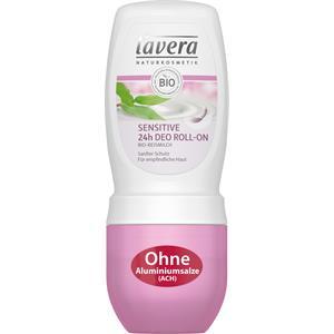 Lavera - Körperpflege - Sensitive 24h Deodorant Roll-On