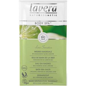 Lavera - Lime Sensation - Meeres Badesalz