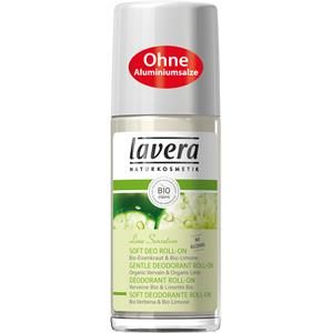 Lavera - Lime Sensation - Soft Deodorant Roll-On