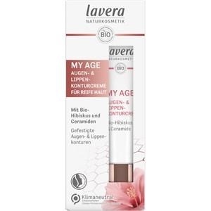 Lavera - Lippenpflege - My Age Augen- & Lippenkontourcreme