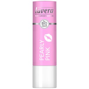 Image of Lavera Gesichtspflege Faces Lippenpflege Pearly Pink Lippenbalsam 4,50 g
