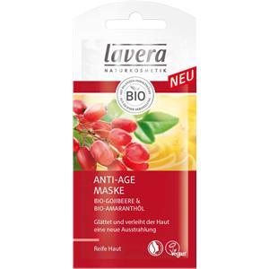 Lavera - Masken - Anti-Age Maske - Bio-Gojibeere & Bio-Amaranthöl