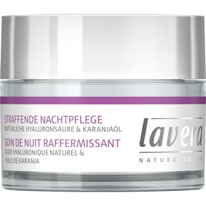 Lavera - Night Time Care - Natural hyaluronic acid & karanja oil Natural hyaluronic acid & karanja oil