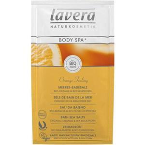 Lavera - Orange-Feeling - Meeres Badesalz
