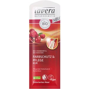 Lavera - Pflege - Bio-Cranberry & Bio-Avocado Farbschutz & Pflege Kur