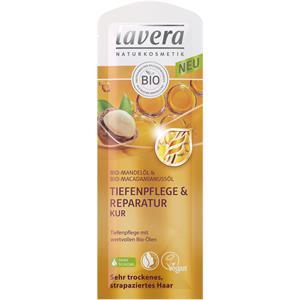 Lavera - Soin - Huile d'amande bio & huile de noix de macadamia Cure soin profond & reconstituant