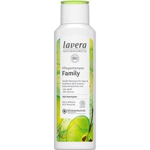 Lavera - Shampoo - Pflegeshampoo Family