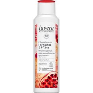Lavera - Shampoo - Pflegeshampoo Farbglanz & Pflege