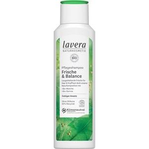 Lavera - Shampoo - Pflegeshampoo Frisch & Balance