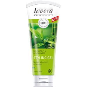 lavera Styling Gel Bio-Bambus & Bio-Grüntee Haargel