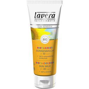 Lavera - Sun Sensitiv - Baby / Kinder Sonnenmilch LSF 30