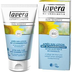 Lavera - Sun Sensitiv - Seiden Shimmer Lotion