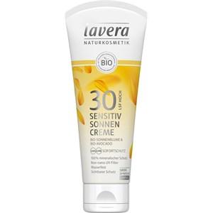 Lavera - Sun Sensitiv - Sensitiv Sonnencreme LSF 30