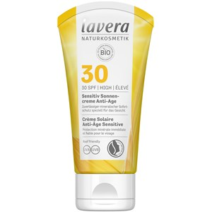 Lavera - Sun Sensitiv - Sonnencreme Anti-Age SPF 30