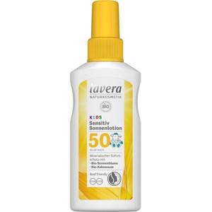 Lavera - Sun Sensitiv - Sonnenlotion Kids SPF 50