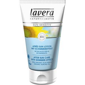 Lavera - Sun Sensitiv - mit Schimmereffekt After Sun Lotion