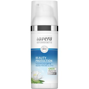 Lavera - Tagespflege - Meerestraube & Lotus Beauty Protection Tagespflege