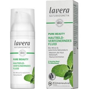 Lavera - Tagespflege - Pure Beauty Hautbildverfeinerndes Fluid