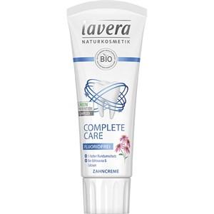 Lavera - Zahnpflege - Complete Care Zahncreme Fluoridfrei