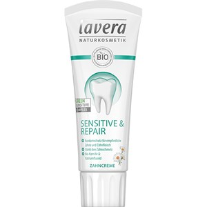 Lavera - Dental care - Sensitive & Repair Toothpaste