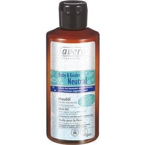 Lavera - empfindliche Haut - Hautöl Neutral