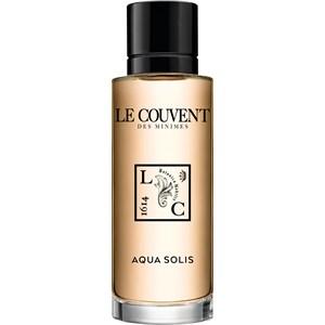 Le Couvent Maison de Parfum - Colognes Botaniques - Aqua Solis Eau de Toilette Spray