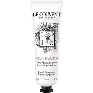 Le Couvent des Minimes - Colognes Botaniques - Aqua Paradisi Hand Cream