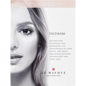 Le Masque Switzerland - Masken - Bio-Cellulose  Anti-Dark Spot & Brightening Face Mask