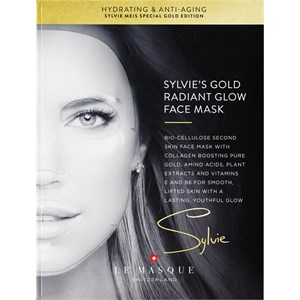 Le Masque Switzerland - Masken - Hydrating & Anti-Aging Sylvie's Gold Radiant Glow Face Mask