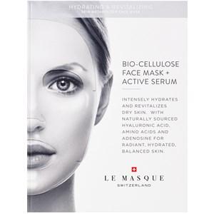 Le Masque Switzerland - Masken - Skin Metabolizer  Hydrating & Revitalizing Face Mask