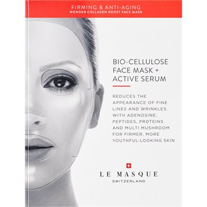 Le Masque Switzerland - Masks - Wonder Collagen Boost  Firming & Anti-Aging Face Mask