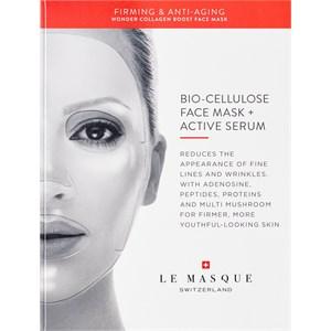 Le Masque Switzerland - Masken - Wonder Collagen Boost  Firming & Anti-Aging Face Mask