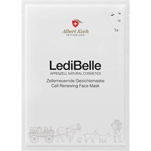Image of LediBelle Pflege Gesichtspflege Zellerneuernde Gesichtsmaske 5 Stk.