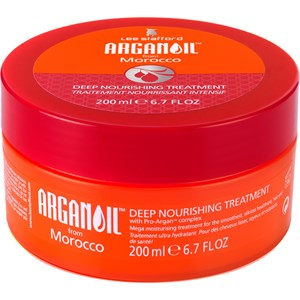 Lee Stafford - ArganOil - Deep Nourishing Treatment