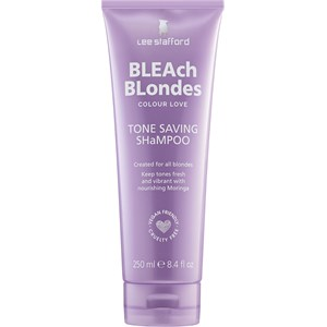 Image of Lee Stafford Haarpflege Bleach Blondes EveryDay Blondes Shampoo 250 ml
