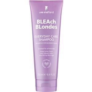 Lee Stafford Haarpflege Bleach Blondes EveryDay Blondes Shampoo