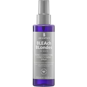 Lee Stafford - Bleach Blondes - Ice White Tone Correcting Conditioning Spray