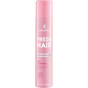 Lee Stafford - Fresh Hair - White Pink Clay Dry Shampoo