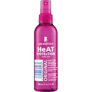 Lee Stafford - Poker Straight - Flat Iron Protection Shine Mist