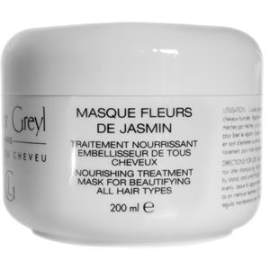 Image of Leonor Greyl Haarpflege Pflege Masque Fleurs de Jasmin 200 ml