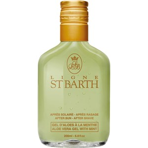 LIGNE ST BARTH - CORPS & BAIN - Hydrating Skincare Aloe Vera Gel With Mint
