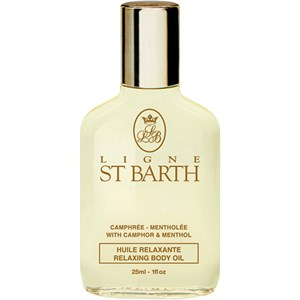 LIGNE ST BARTH - Skin care - Menthol & Camphor Massage Oil