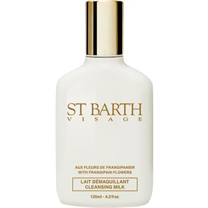 Ligne St Barth - VISAGE - With Frangipani Flowers Cleansing Milk