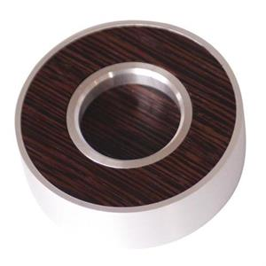 Image of Linari Accessoires Circular Wooden Bases Wenge Circular Base 1 Stk.