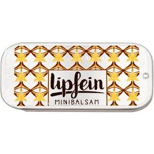 Lipfein - Lip care - Minibalsam Vanille